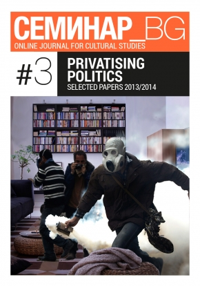 Special Issue 3. Privatizing Politics